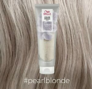 Wella Colour Mask - Pearl Blonde