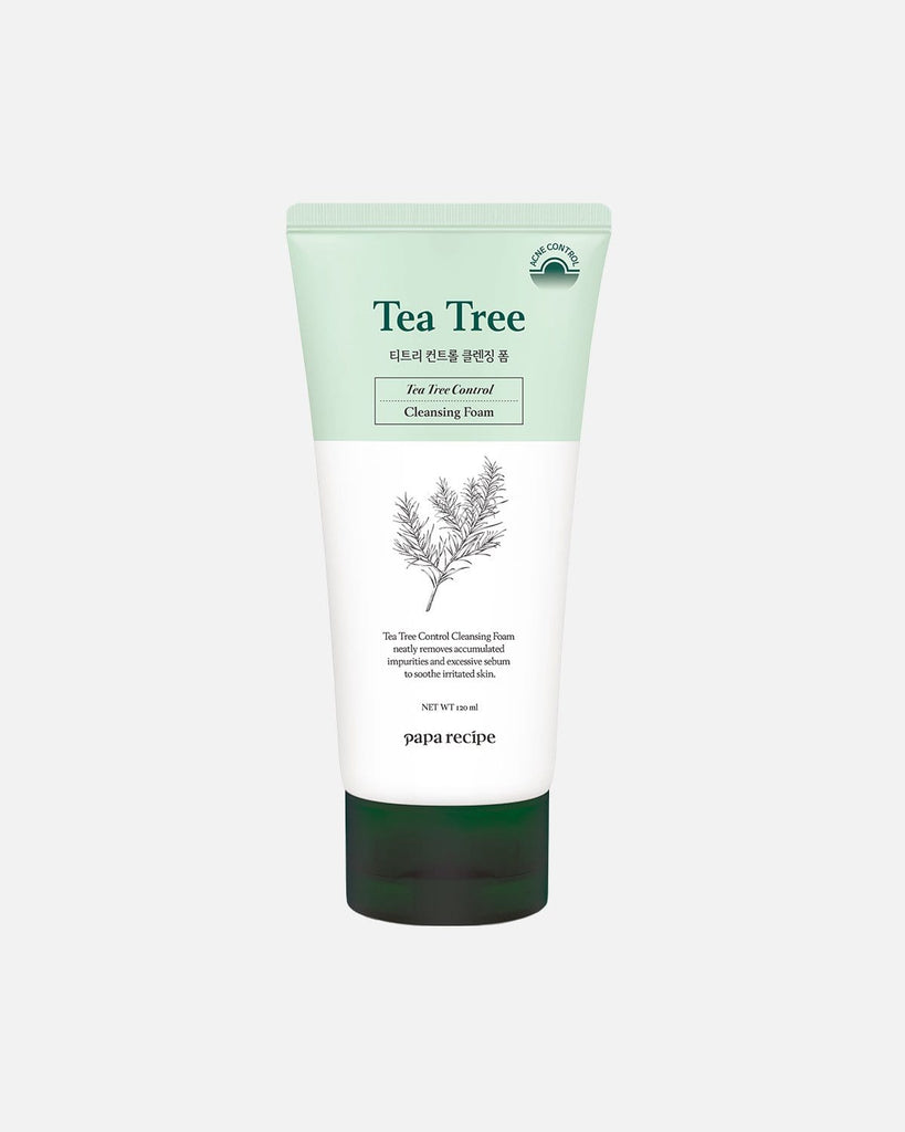 Tea Tree Control Cleansing Foam 120ml - abtbeauty