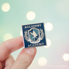 Load image into Gallery viewer, Aglionby Academy Enamel Pin