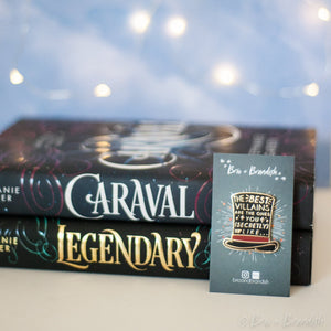 Legend Enamel Pin