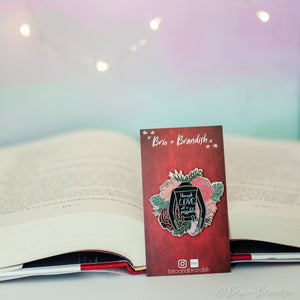 Through Love Enamel Pin