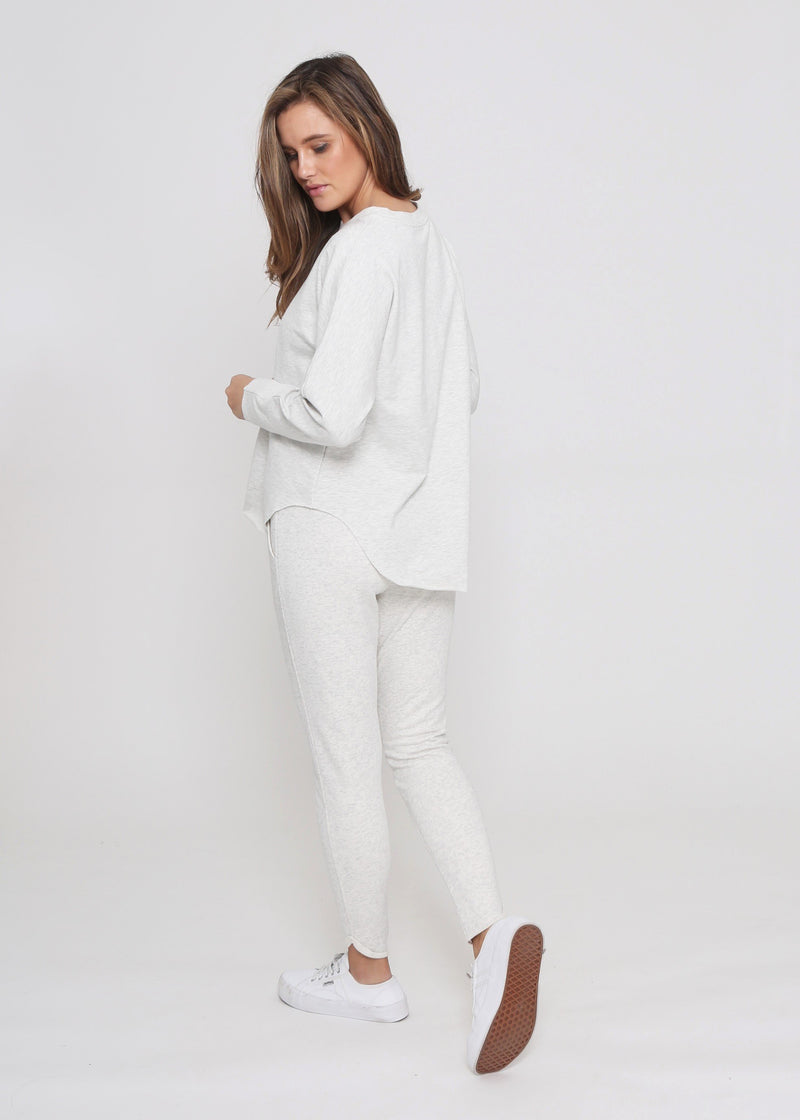 Amy Joggers (White)