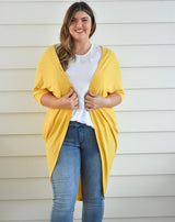 Emma Festival Shrug (Lemon)
