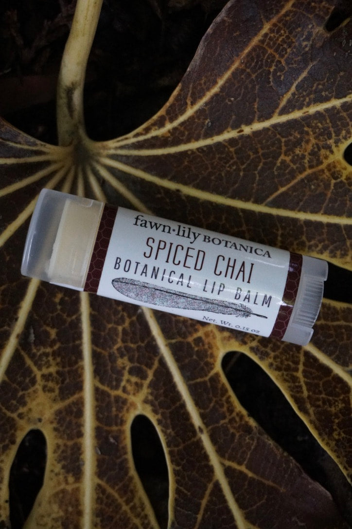 SPICED CHAI BOTANICAL LIP BALM