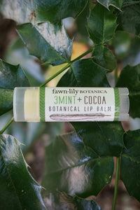 3MINT + COCOA BOTANICAL LIP BALM