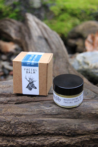 NOURISHING BOTANICAL FACIAL BALM