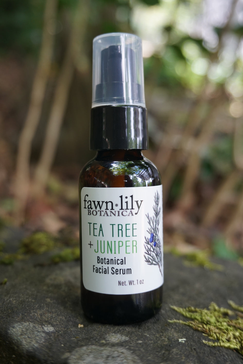 TEA TREE + JUNIPER BOTANICAL FACIAL SERUM