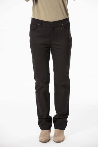 W2011159 - Black Winter Pant