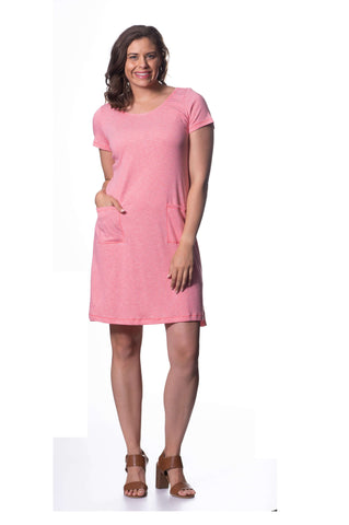 S1857059 - Cotton Spandex Dress Candy