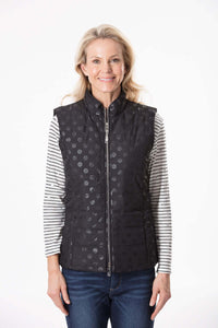 W2027641 - Shadow Spot Vest Black