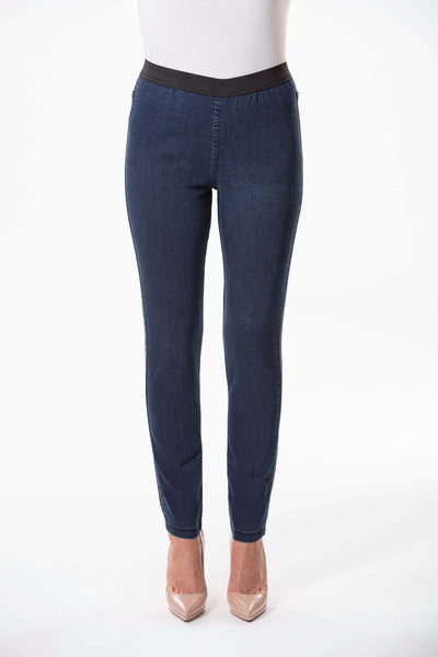 W04B2079 - Super Stretch Denim - Atlantic Wash