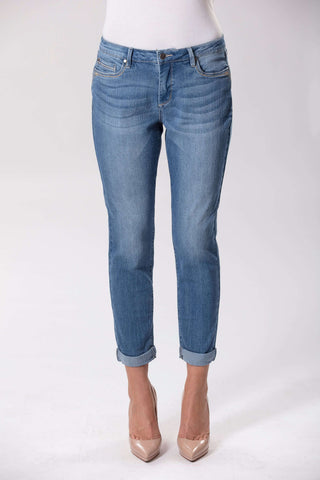 W04B2099 - Lagoon Wash Stretch Denim