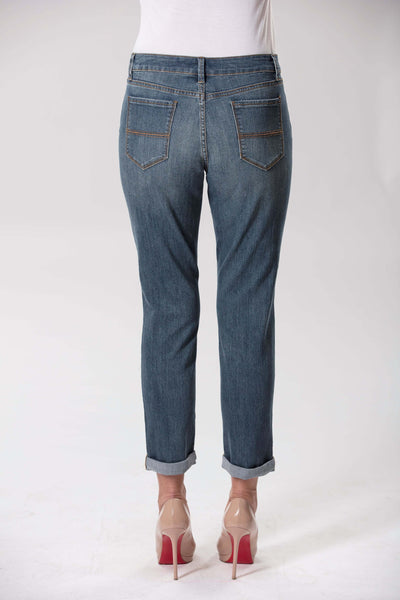 W04B2099 - Barca Wash Denim - Blue Mix
