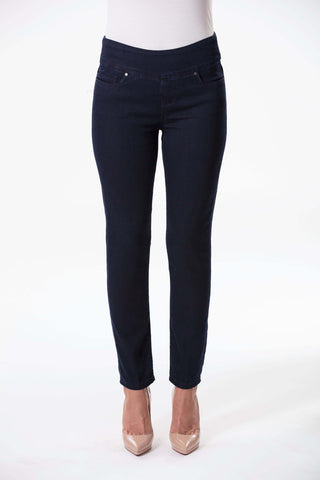 Super Stretch Denim - Delta Blue Atlantic Wash