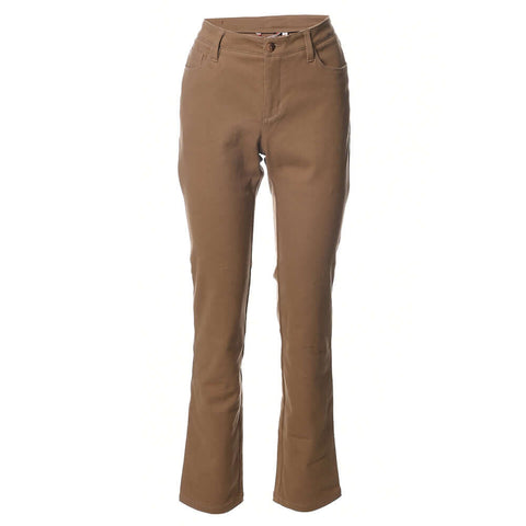 W2031159 - Weekend Stretch Chino 7.4oz Saddle