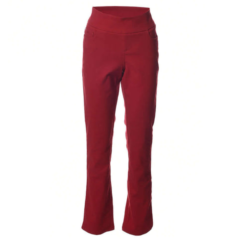 W2031165 - Weekend Stretch Chino 7.4oz Ruby
