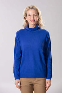 W2049173 - Feathersoft Knit 12GG Royal