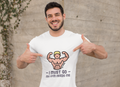 T-Shirt, Unisex Heavy Cotton Tee - I Must Go, My Gym Needs Me
