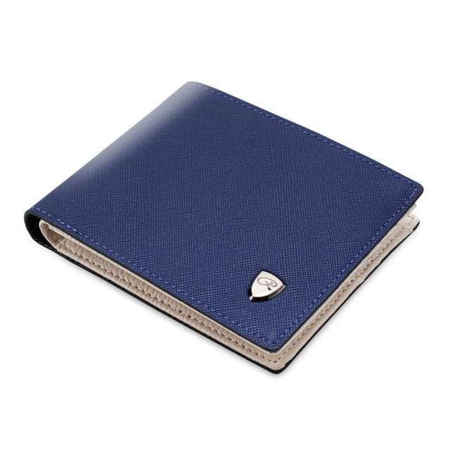 Wallet, New Fashion Multi Card Designer Leather Wallet for Men