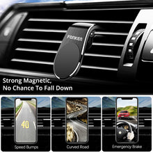 Load image into Gallery viewer, Car Mount Phone Holder, Magnetic for Air Vent