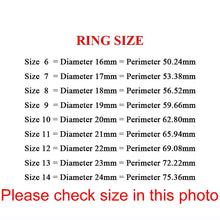 Load image into Gallery viewer, Ring, Stainless Steel Black Cross Ring for Men with Bible Scriptures