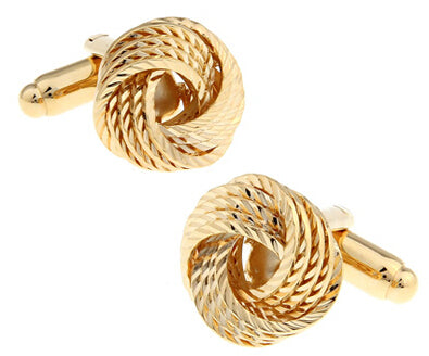 Cufflinks, Quality Knot Series for Urban Male