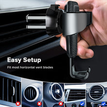 Load image into Gallery viewer, Car Mount Phone Holder,  for Air Vent
