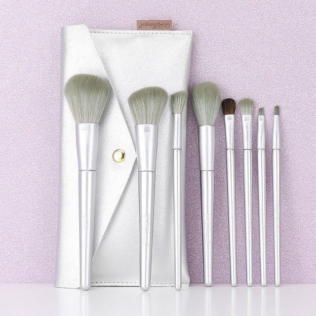 Makeup Brush, Candy Makeup Brush Set Powder Foundation Beauty Tools