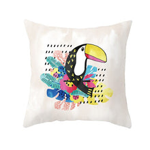 Load image into Gallery viewer, Cushion Cover, Cute Animal Cartoon