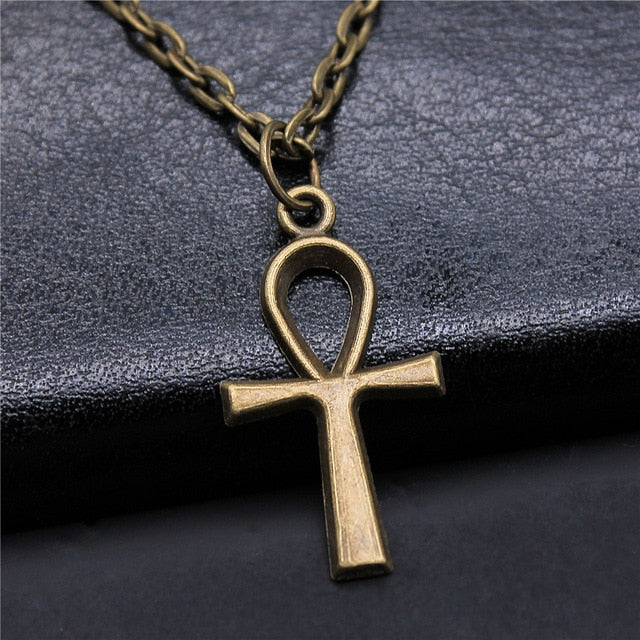 Pendant, Devout Multiple Designs Cross Pendant with Link Chain NecklaceC