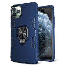 Load image into Gallery viewer, iPhone Case, Magnetic Armor Phone Case For iPhone SE 2020 11 11 Pro Max XR XS Max X 6 6S 7 8 Plus with Ring Holder Hard Back Cover
