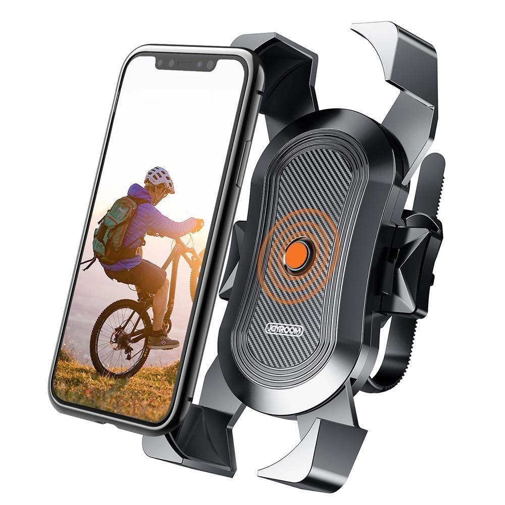 Phone Holder,  Universal Motorcycle Bicycle Phone Holder Handlebar Stand Mount Bracket