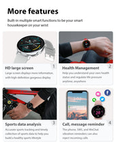 Load image into Gallery viewer, Smart Watch, 2020 Smart Bluetooth Calls Waterproof Sport Fitness Unisex Smart Watch For Android iPhone