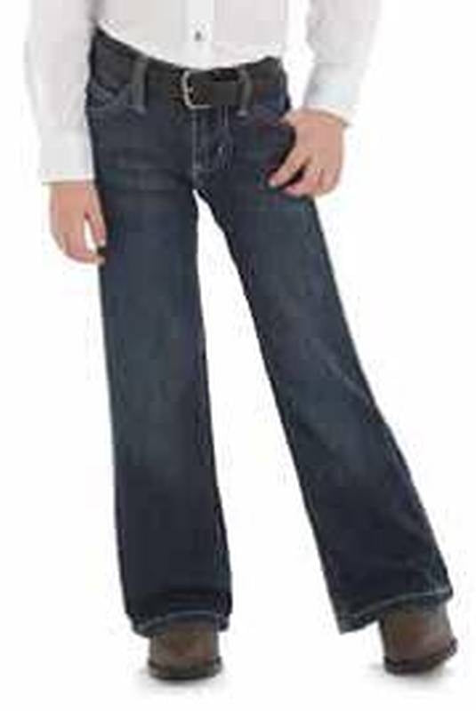 WRANGLER GIRLS RETRO BOOTCUT JEAN