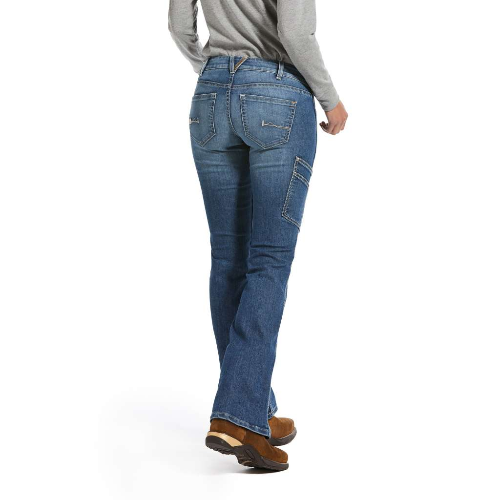Ariat Ladies Rebar Raven Sofia Jeans