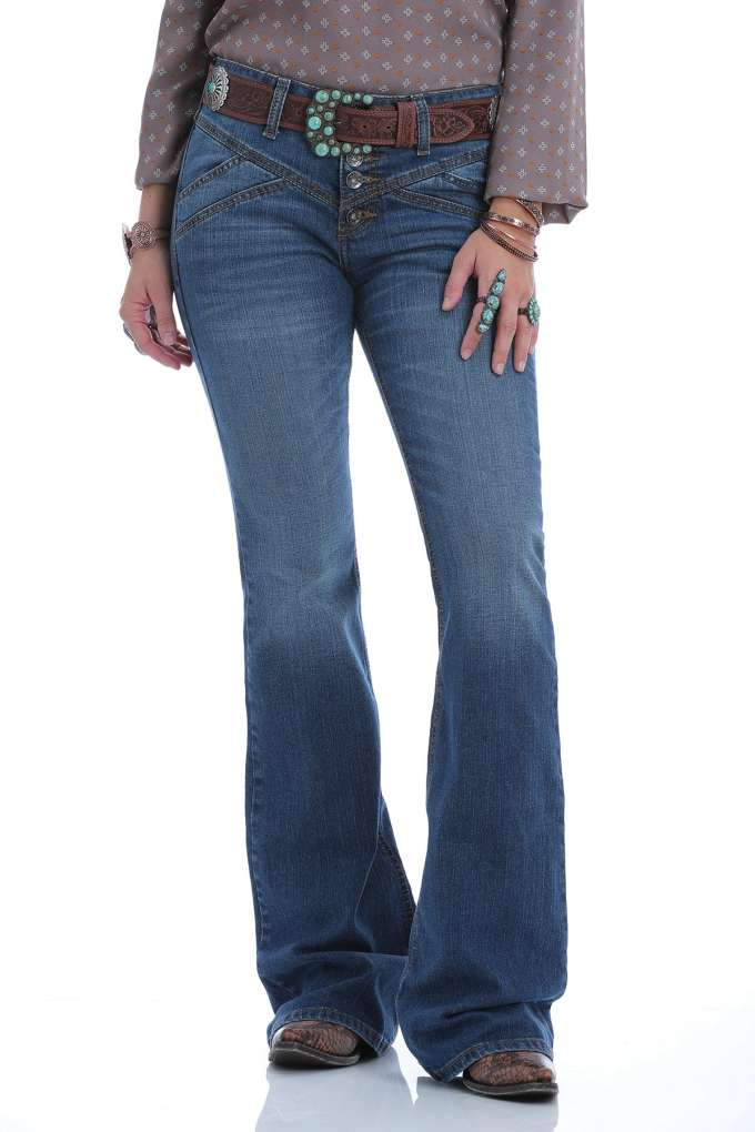CRUEL GIRL LADIES HANNAH OCTOBER JEANS