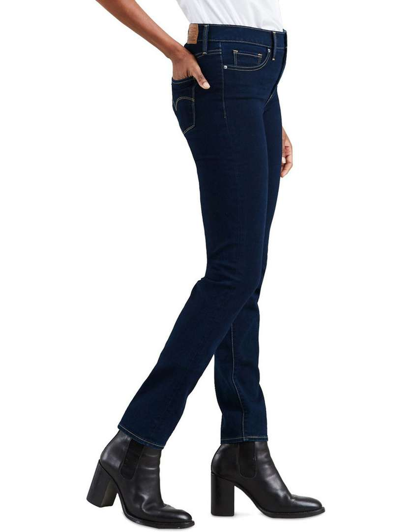 LEVIS 312 LADIES SHAPING SLIM JEANS 34 LEG PARIS STREETS