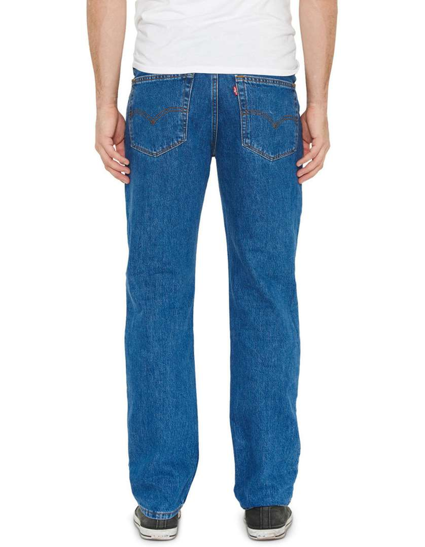 LEVIS 516 MENS STRAIGHT FIT JEANS