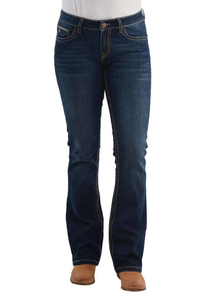 Pure Western Ladies Martina Bootcut Jeans