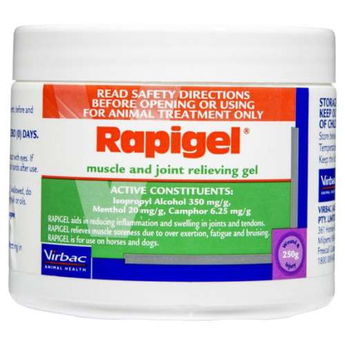 VIRBAC RAPIGEL MUSCLE AND JOINT RELIEVER