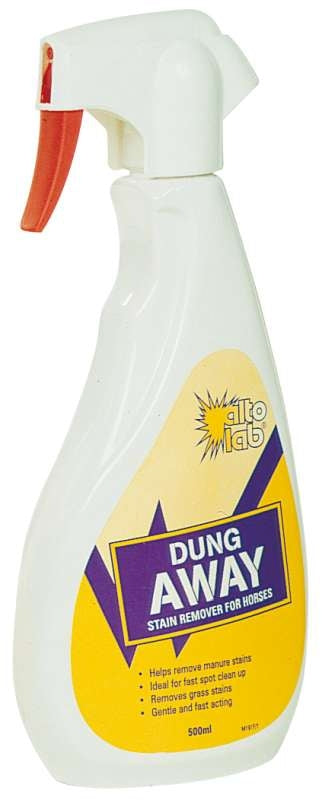 Alto Dung Away Stain Remover 500mL