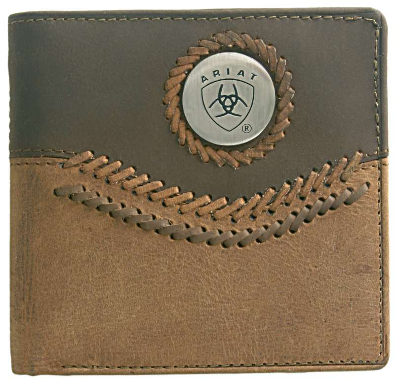 ARIAT BI-FOLD WALLET 2101A