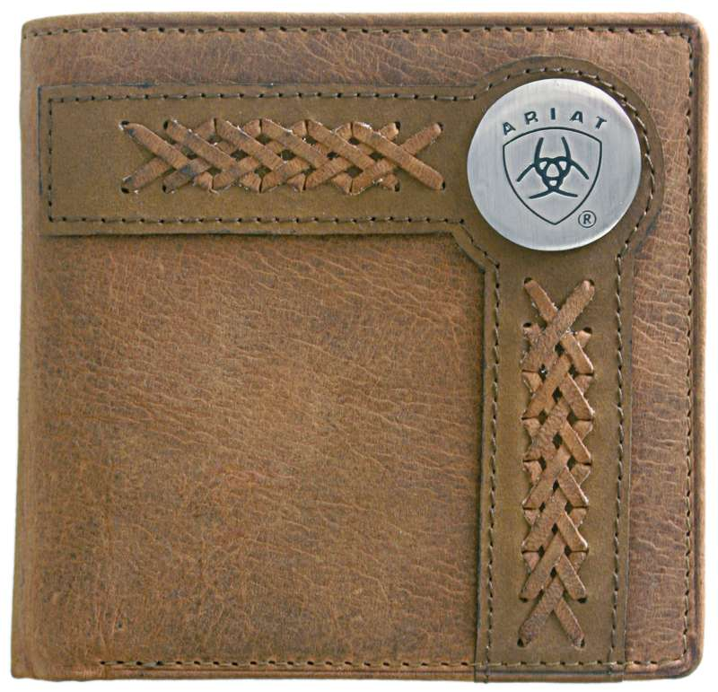 ARIAT BI-FOLD WALLET 2102A