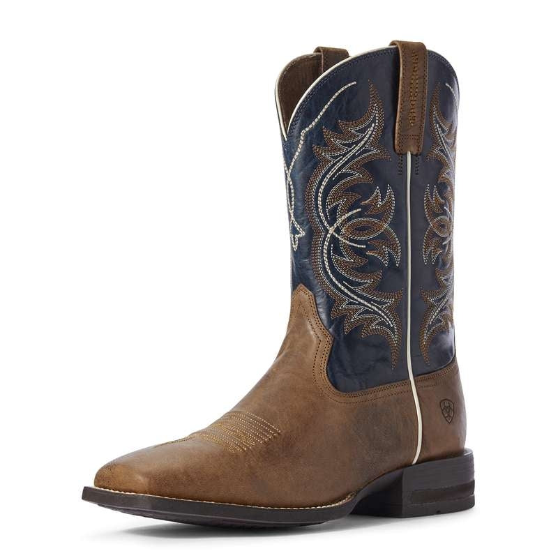 ARIAT MENS HOLDER SPRUCE/NAVY