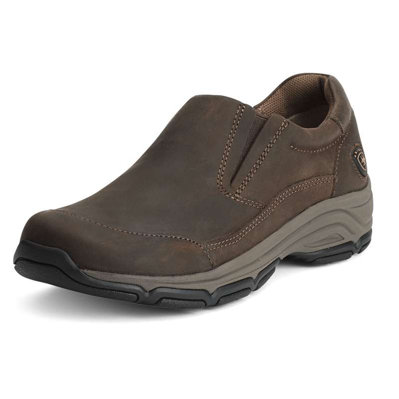 Ariat Ladies Portland Distressed Brown