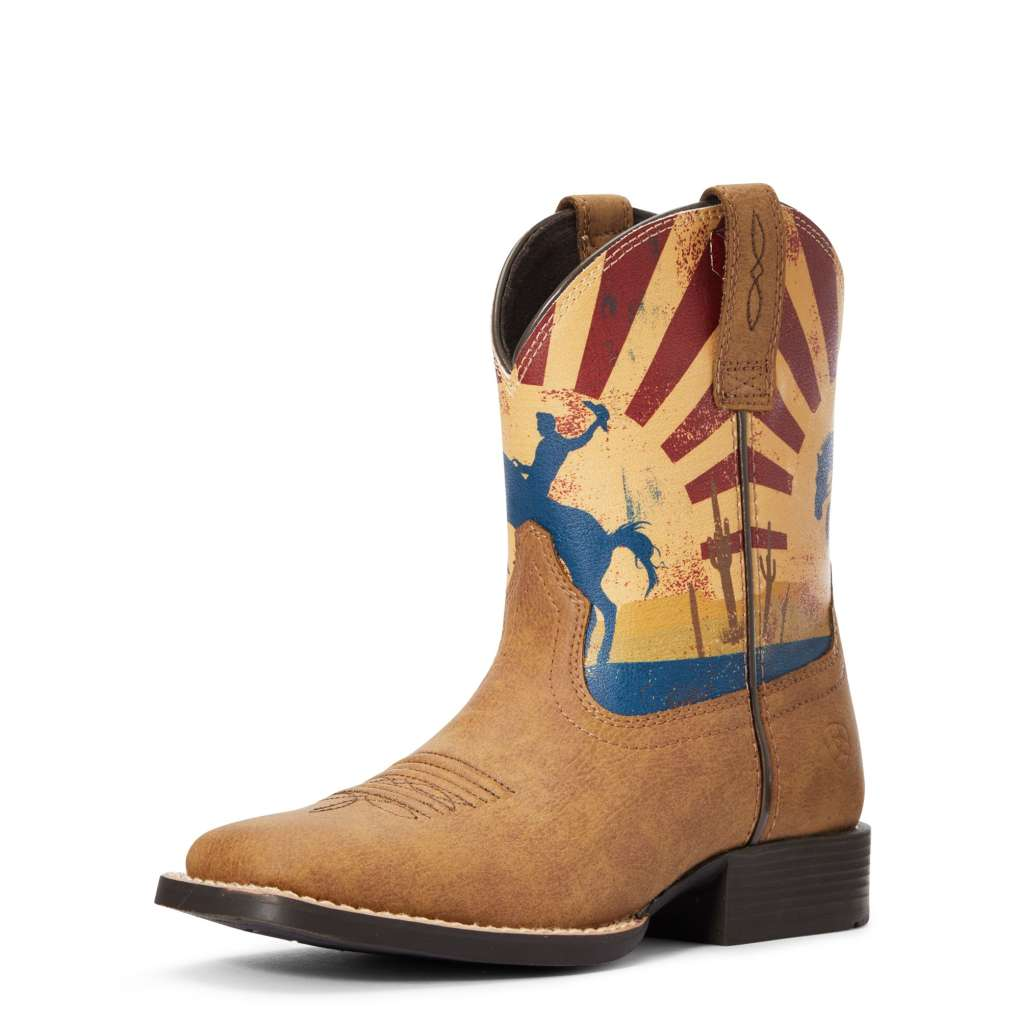 Ariat Kids Dinero Sunset Scene