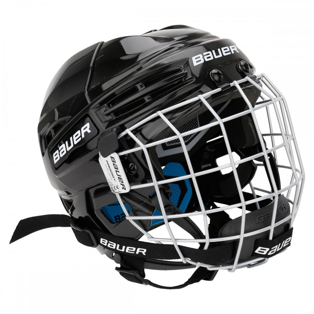 BAUER PRODIGY COMBO YOUTH HELMET