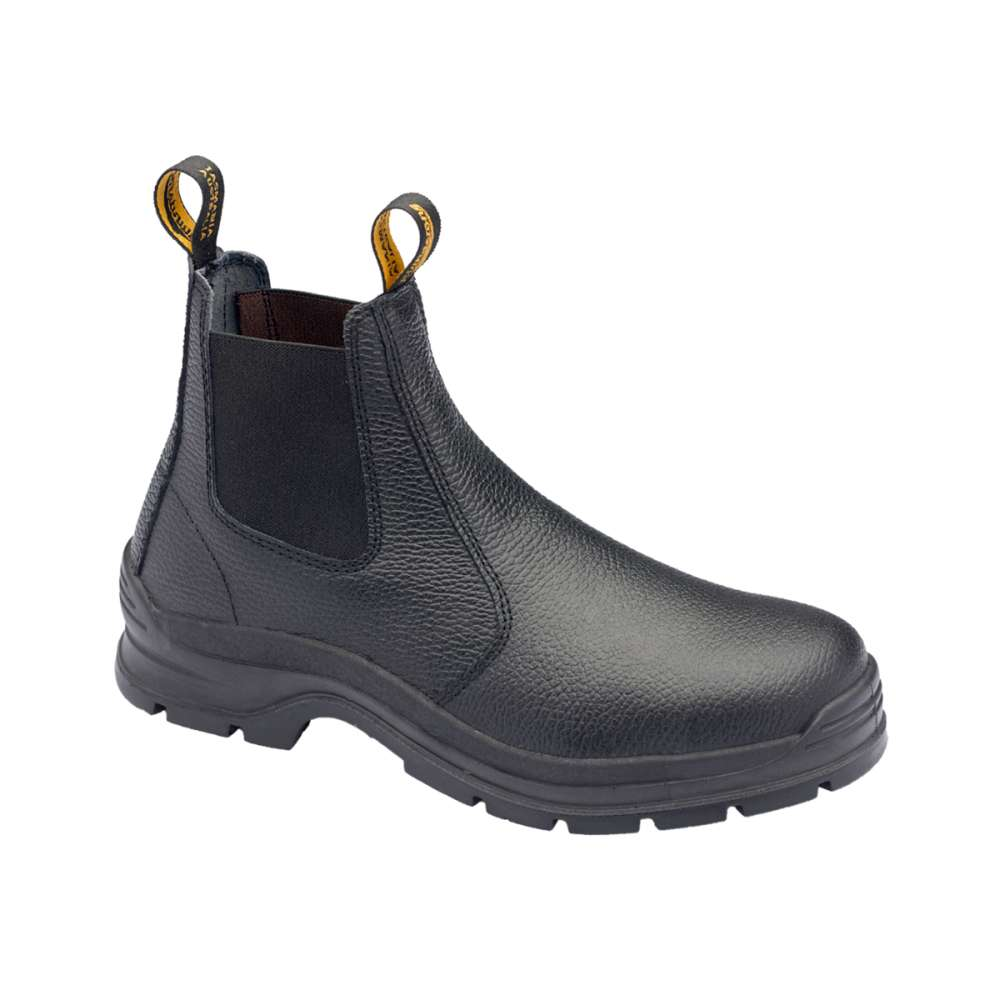 BLUNDSTONE 310 ELASTIC SIDE SAFETY BOOT
