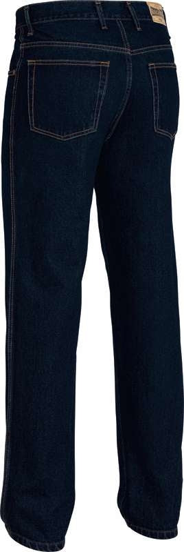 BISLEY ROUGH RIDER DENIM JEANS BP6050
