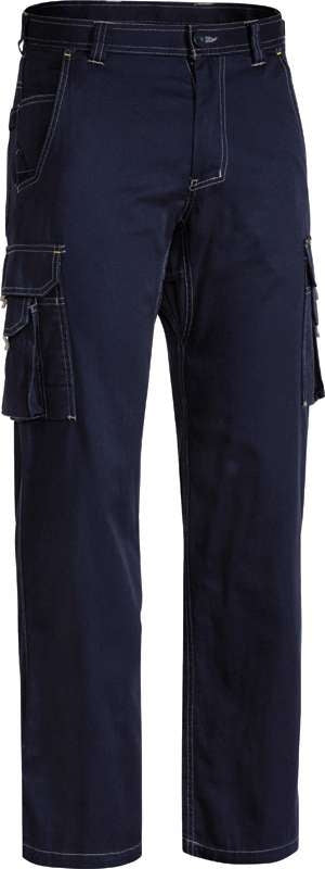 BISLEY COOL VENTED CARGO PANT LIGHTWEIGHT Navy